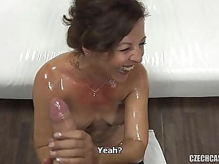 mature samir casting amateur blowjob cumshot video