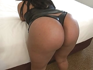 Ebony GILF Got Butt Fucked anal bbw mature video