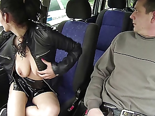 Czech Cops Watching Whore with Client amateur blowjob brunette video