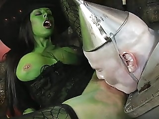 not the wizard of oz blowjob cumshot teen video