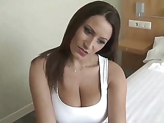german MOM with big tits want my cock blowjob brunette cumshot video