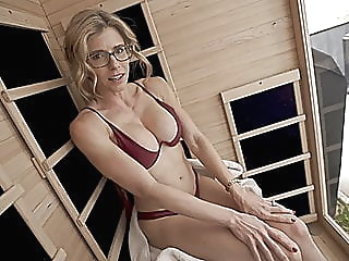 Naked Sauna Fun With My Friends Hot Mom Part 1 Cory Chase mature big boobs milf video