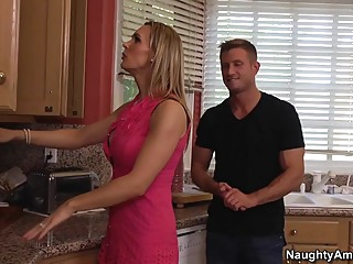 Tanya Tate & Bill Bailey in My Friends Hot Mom big butt big tits blonde video