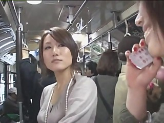 Dangerous bus japanese 01 interracial   video