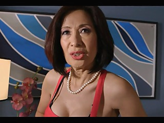 Horny asiatique, scène de mamies xxx asian mature anal video