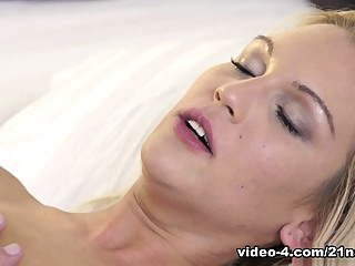 Cecilia Scott & Renato in An Intimate Morning - 21Naturals blonde romantic skinny video