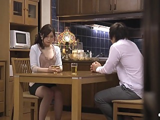 Jealous Japanese mom THAI SUB japanese   video