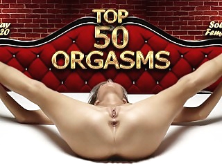 TOP 50 BEST FEMALE ORGASMS. SOLO ORGASM COMPILATION. MAY 2020 orgasm   video