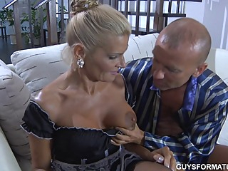 Fabulous sex video Big Tits new exclusive version big tits mature anal video