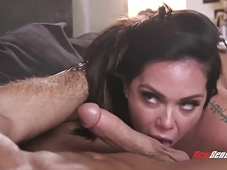 Alison Tyler hot stepmom big tits hd brunette video