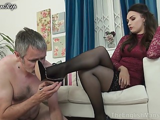 Serena Sissy 1 fetish hd stockings video